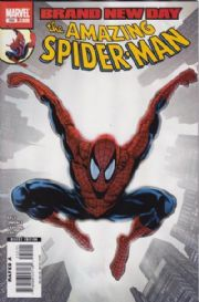 Amazing Spider-man #552 Brand New Day Marvel comic book SALE